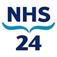NHS 24 logo